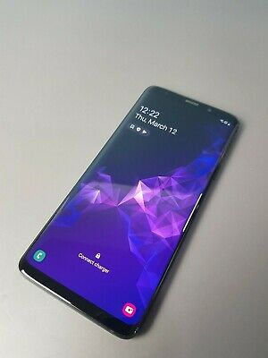 Samsung Galaxy S9+ SM-G965N - 64GB - Midnight Black Very Good Condition