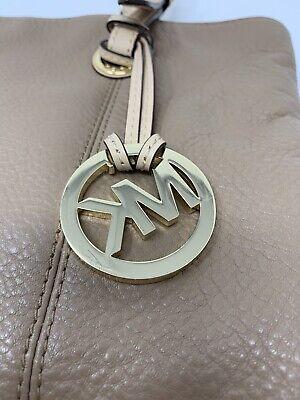 MICHAEL KORS Women Patent Leather, Beige, Tote Bag, Super Nice!