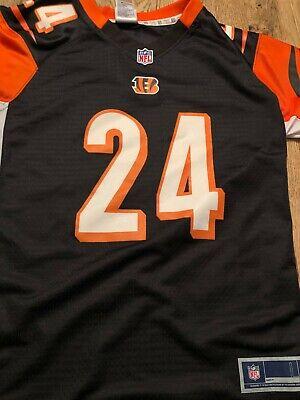 Adam Pacman Jones Cincinnati Bengals NFL  Nike Stitch Jersey Size L