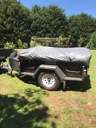 CAMPER TRAILER IN EXCELLENT CONDITION Panmure Moyne Area Preview