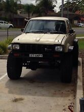 1983 first gen dual cab hilux Quakers Hill Blacktown Area Preview
