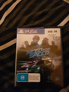 Need for speed ps4 Stirling Adelaide Hills Preview