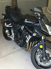 Suzuki bandit 1250s 2010 LOW K's motorbike LIKE NEW! Craigmore Playford Area Preview