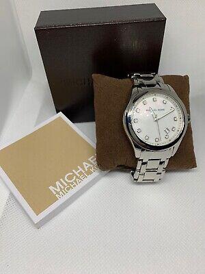 Michael Kors Mother of Pearl MK5325 Wrist Watch for Women Retail Price (Price Of Michael Kors)