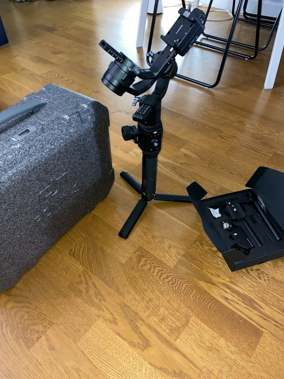 DJI Ronin S Gimbal Stabalizer Kit Focus Motor - Excellent Condition - $350.00
