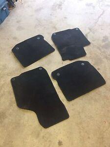 Floor mats for vw jetta