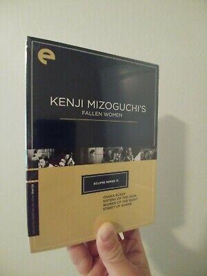 Eclipse Series 13: Kenji Mizoguchis Fallen Women (DVD, 2008, 4-Disc Set)