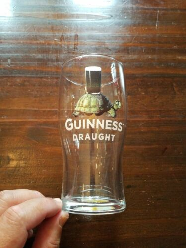 GUINNESS DRAUGHT SPECIAL ED TURTLE PINT Beer 2 GLASSES 16 oz Just in from Dublin