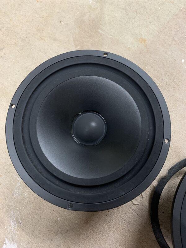 (2) Definitive Technology BP2000TL Bass/Midrange Driver