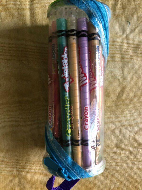 Crayola Twistables Colored Pencils - 30 Non-Toxic Twistables