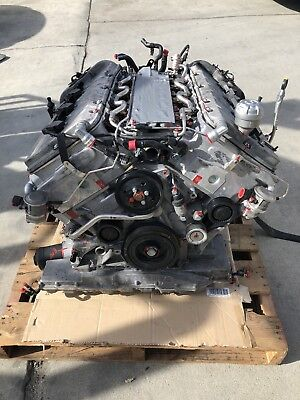 2006 Bentley Continental 6.0L W12 Engine Long Block Assembly Flying Spur GT GTC