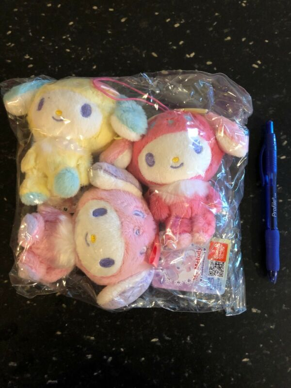 My Melody, Kawaii Sanrio Plush, Limited Edition, From Japan, New