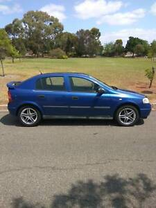 2005 Holden Astra Classic Automatic Hatchback