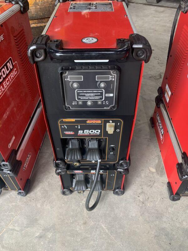 Lincoln Powerwave S500 W STT Power Wave Module K2902-1 K2904-1 Advanced Process