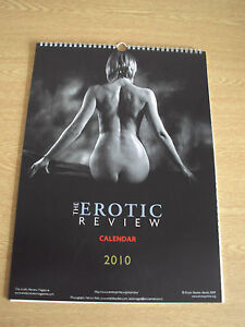 Erotic Review  Calendar 2010 -  Sexy Glamour Pin Up