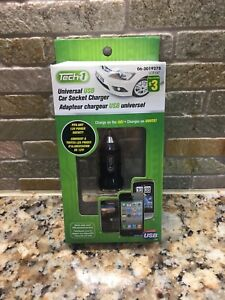 USB car charger adapter brand new