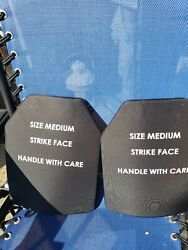 (Set of 2) Level III Ballistic Armor Plate SAPI 7.62 Size Medium