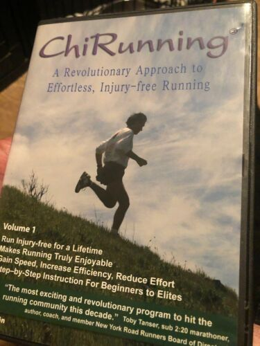 ChiRunning Vol. 1 Danny Dryer DVD Fitness Exercise Running W