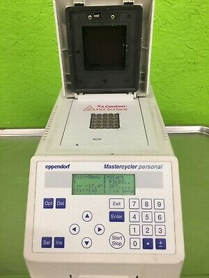 Eppendorf Mastercycler Personal Gradient Master Pcr Cycler 5332 Power Error