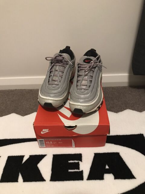 Air max 97 silver bullets size 10.5 | Men's Shoes | Gumtree