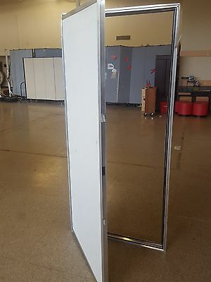 Pocahontas Aluminum Door 12 80 X 36 Ddmd Series For Enclosed Trailers Ect