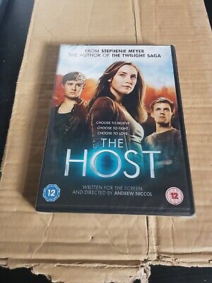 The Host (DVD, 2013) Saoirse Ronan Brand new and sealed