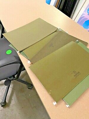 Lot Of 250 Legal Size Hanging Folders