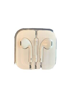 Genuine Apple Earpods With 3.5mm Headphone Jack Brand New