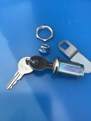 New Cam Locks 2 Keys Each
