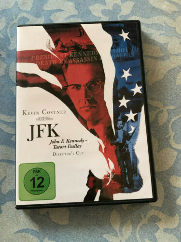 JFK - Tatort Dallas  DVD