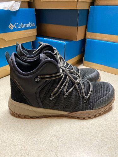 fairbanks 503 mid shoes black hiking hunting