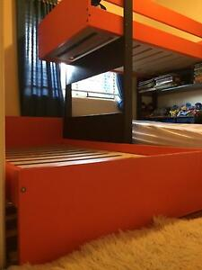 King single bunk bed ( modular) Forest Lake Brisbane South West Preview
