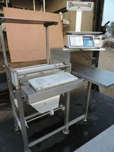 MEAT WRAPPING STATION- HEAT SEAL,  5 AVAILABLE