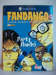 Davide-Toffolo-Fandango-5-allegri-ragazzi-morti-nr-1-Cult-comics1999