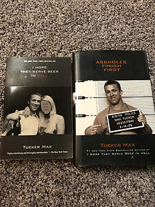 2 Tucker Max Books