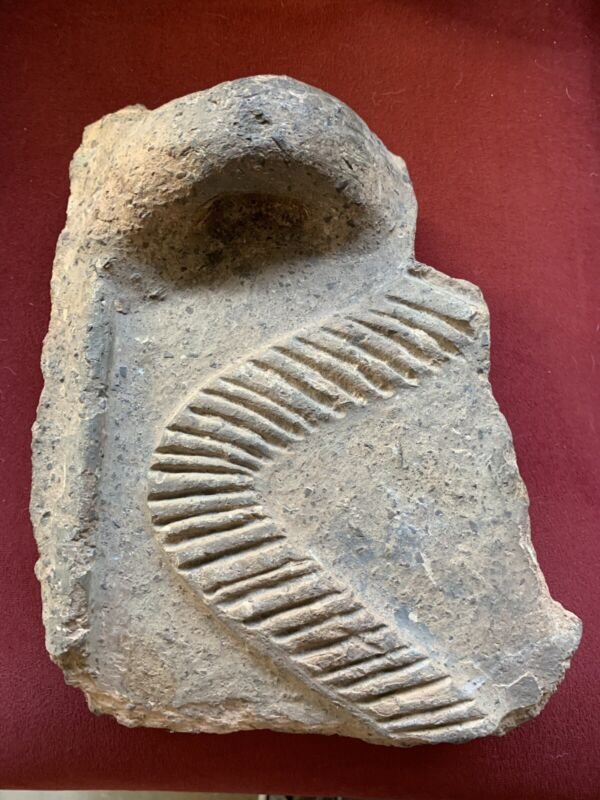 Minoan Archeological Shard from Palace of Minos