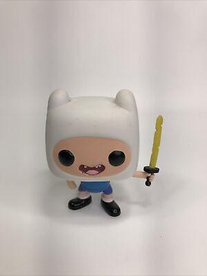 Pop Figure Funko Adventure Time 32 Finn Mini small version