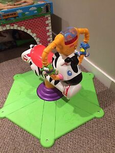 Fisher Price Spin and Go