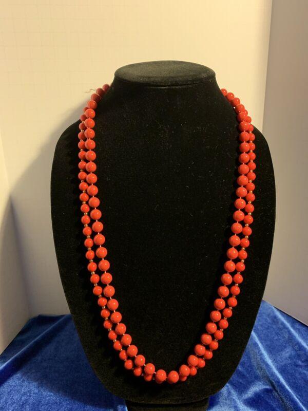 J387 11 Costume Jewelry Necklaces