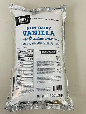 Non Dairy Vanilla Soft Serve Mix