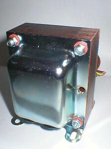 100VA 300V top mount Mains transformer for valve amps