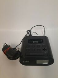 SONY Dream Machine FM  Clock Radio  ICF-CO5iP Ipod Dock