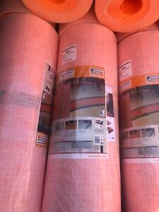 Schluter ditra under layment for sale $1.00/sqft