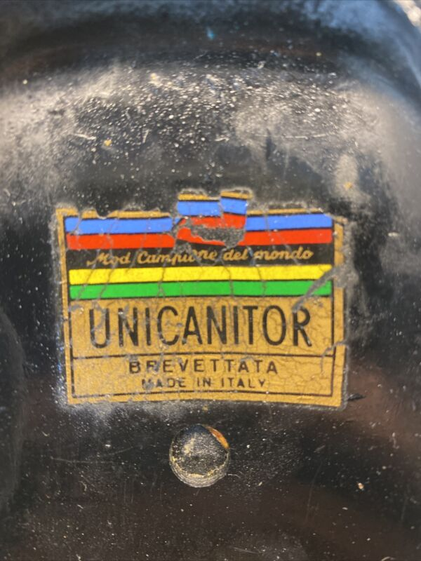 Original Unicanitor Saddle Pre-Cinelli Very Good Condition