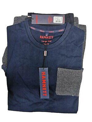 Katharine Hamnett Lounge Wear Men's Large T-shirt and Shorts
