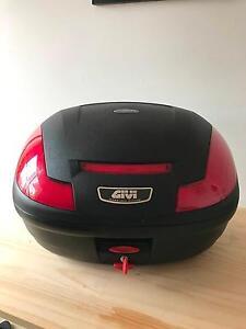 Givi E470 Simply Monolock Motorcycle Top Case Northcote Darebin Area Preview