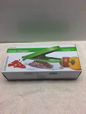 Progressive Onion Chopper (Progressive Onion Chopper GOC-310  Chop All Kinds of Vegetables Tomato Peppers)