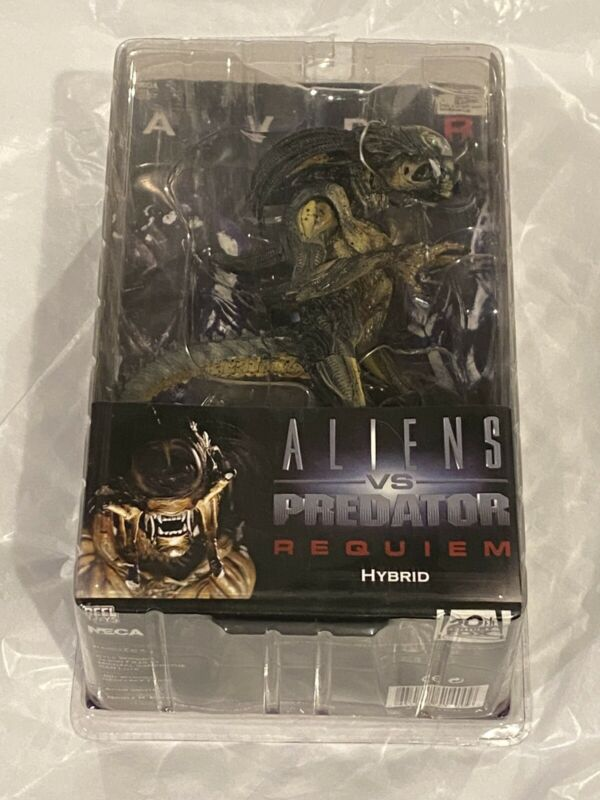 AVPR Aliens Vs Predator Requiem Hybrid NIB, 2007 UPC 3448251400 Sealed