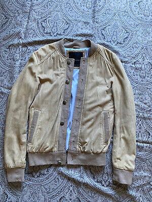 zara jacket men medium