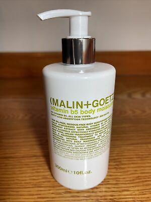 BRAND NEW - Malin + Goetz Vitamin b5 Body Moisturizer 300 ml 10 fl oz